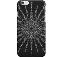 Strange Writing iPhone Case/Skin