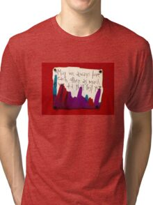 That First Year  Tri-blend T-Shirt
