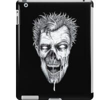 Zombie Head iPad Case/Skin
