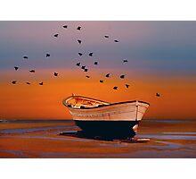Pacific Sunset 6 Photographic Print