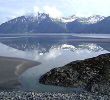 Cook Inlet----   Alaska by Lawson Jacobs