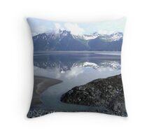 Cook Inlet----   Alaska Throw Pillow