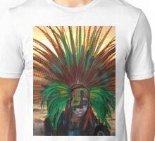 Aztec Dancer II - Bailerín Azteca Unisex T-Shirt