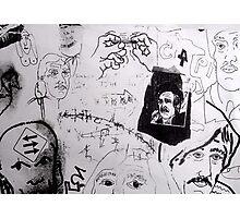 Doodles 2. Photographic Print