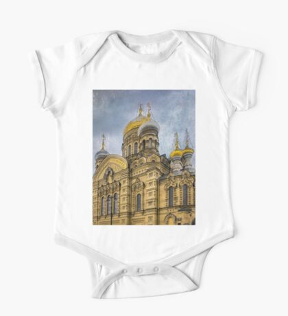 Church of the Assumption of the Blessed Virgin Mary - St. Petersburg One Piece - Short Sleeve