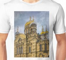 Church of the Assumption of the Blessed Virgin Mary - St. Petersburg Unisex T-Shirt