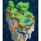 Minecraft HEXELS by rotrabbit