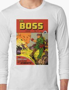 The Boss #12 Long Sleeve T-Shirt