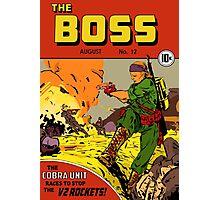 The Boss #12 Photographic Print