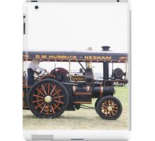 Traction Engine .  iPad Case/Skin