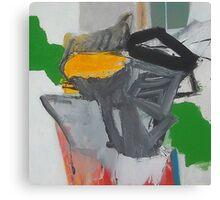 Naming the Horizon Canvas Print
