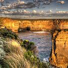 Rock Of Ages - Razorback - Great Ocean Road - The HDR Experience by Philip Johnson