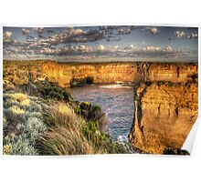 Rock Of Ages - Razorback - Great Ocean Road - The HDR Experience Poster