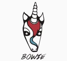 Bowie the Unicorn (David Bowie) Kids Clothes