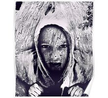 Hood in the Wood Poster