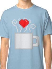 I <3 Coffee Classic T-Shirt