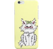 Old Mother Cat iPhone Case/Skin