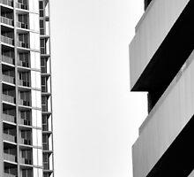 Brisbane CBD by GiulioSaggin