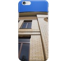 New office building, view from below iPhone Case/Skin