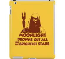 R.I.P Sir Christopher Lee rd iPad Case/Skin