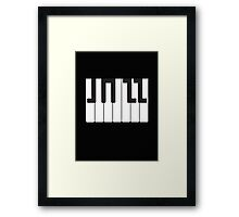 Play it again, Bud Powell  Framed Print