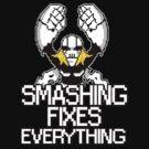 Boss Rush Society - Skullsmasher Smashing Fixes Everything by Ryuuji