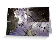 Reach for the Sky #2 Greeting Card