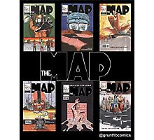The Map First Six Covers Photographic Print