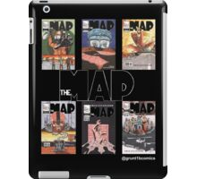 The Map First Six Covers iPad Case/Skin