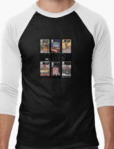The Map First Six Covers Men's Baseball ¾ T-Shirt