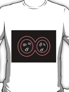 Infinity Symbol - Red Optic T-Shirt