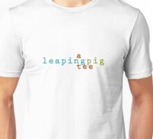 A LeapingPig Tee Unisex T-Shirt