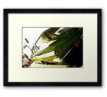 60 Nomad Framed Print