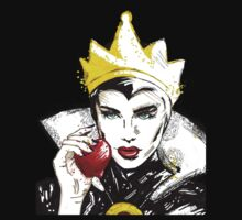 Snow White's Evil Queen by Dalles