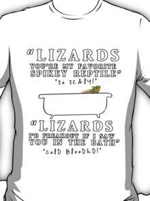 Lizards - Dan&Phil T-Shirt
