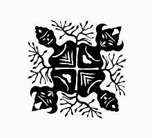 rakshasa (demon) 1 - paper cutting series Unisex T-Shirt