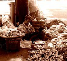 Bangkok Street Supplies by Pippa Carvell