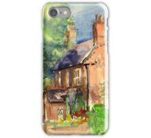 Edgmond, Shropshire iPhone Case/Skin