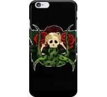 Vine Skull iPhone Case/Skin
