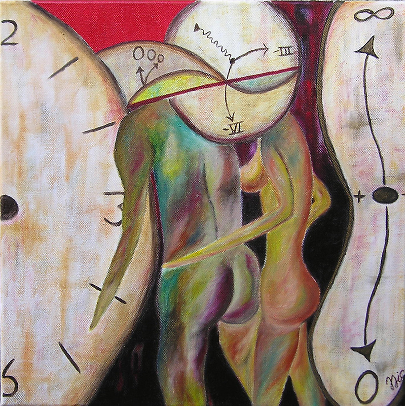 Io e te senza tempo- Time does not exist between me and you by Cinzia  Corvo (Nic)