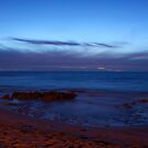 Sunset, Surf and Sand - North Beach by mattsibum