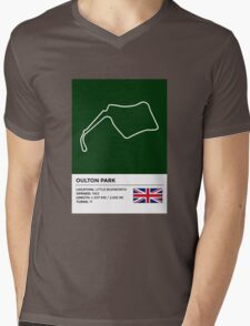 Oulton Park - v2 Mens V-Neck T-Shirt