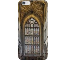 Holly window iPhone Case/Skin