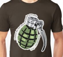 Archer - Smoke Grenade Unisex T-Shirt