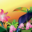 Toucan  by 4Flexiway