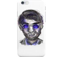 murdock - white background iPhone Case/Skin