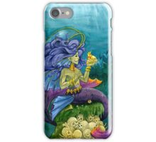 Siren of the Deep iPhone Case/Skin