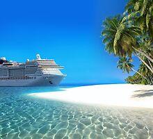 Caribbean Cruise by Atanas Bozhikov Nasko