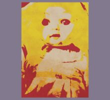 Scary Doll Screenprint #1 Kids Clothes