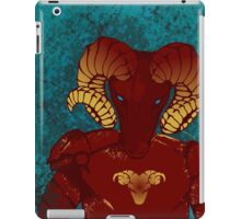 Iron Ram iPad Case/Skin